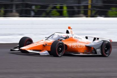 Indy 500: Honda dominiert erstes Training - Alonso bester Chevy-Mann