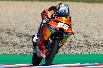 Moto3 Spielberg: Raul Fernandez auf der Pole, Top 3 innerhalb von 0,029s