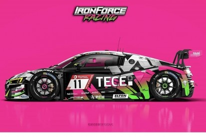 IronForce Racing offiziell zurück - als Audi-Team!