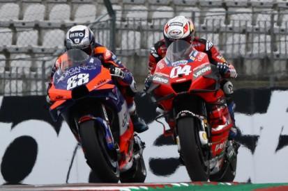 """Andrea Dovizioso: KTM von außen betrachtet """"ein seltsames"""" Motorrad"""