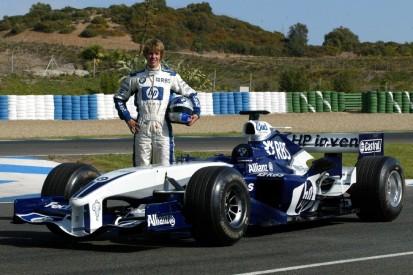Vor 15 Jahren: Als Sebastian Vettel einen Williams fuhr