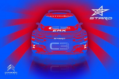 Citroen C3 ERX: Rein elektrischer WRX-Bolide debütiert in Lettland