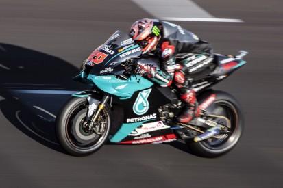 MotoGP FT1 Misano 2: Quartararo vor Morbidelli an der Spitze