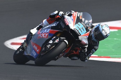 Moto2 FT2 Misano 2: Marcel Schrötter trotz Sturz im Spitzenfeld