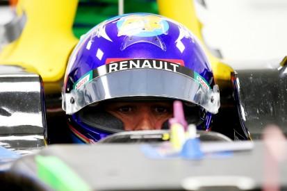 Renault plant Test für Fernando Alonso im Rahmen eines Filmtags