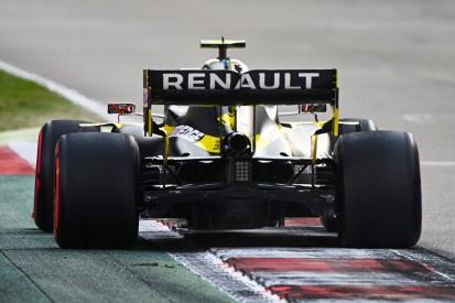 Esteban Ocon zufrieden: Rückstand auf Ricciardo ist kleiner geworden