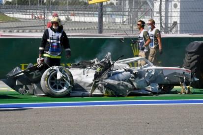 Formel 2 Sotschi 2020: Rennen nach Horrorunfall abgebrochen