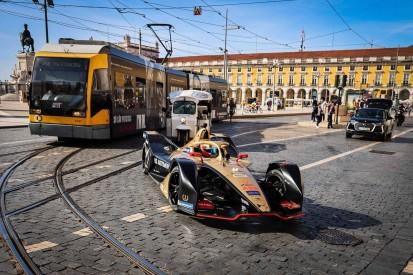 Demofahrt in Lissabon: Felix da Costa träumt von Rennen in Portugal