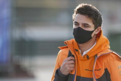 Noch im Auto: Lando Norris entschuldigt sich für Schimpfworte gegen Stroll