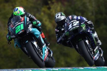 "Trotz sechs Saisonsiegen ist Yamaha ""nicht super"" zufrieden"