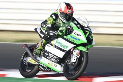 Maximilian Kofler: Platz 25 beim Moto3-Saisonfinale in Portimao