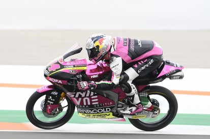 Valencia Moto3: Arbolino wins to set up three-way title decider