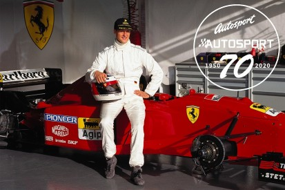 Autosport 70: The first story of Schumacher at Ferrari