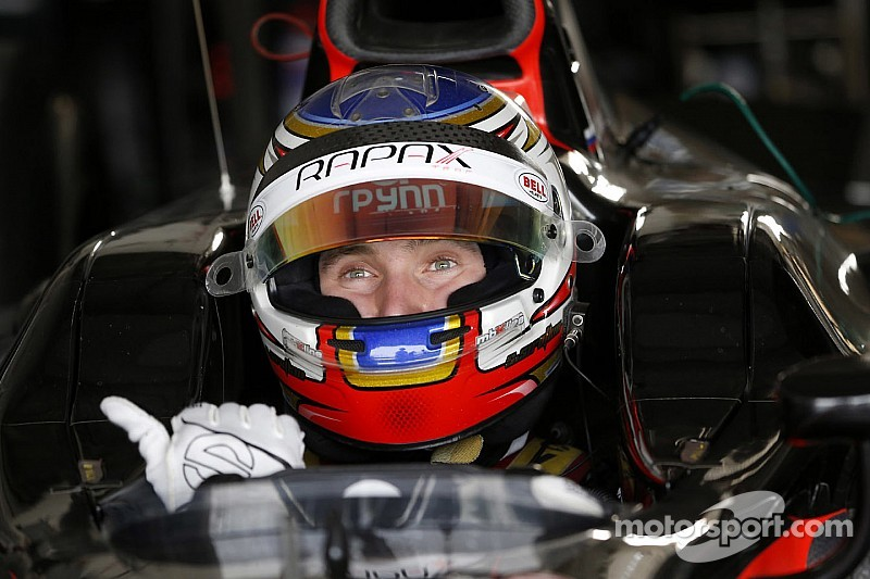 GP2 - Sirotkin signe chez Rapax