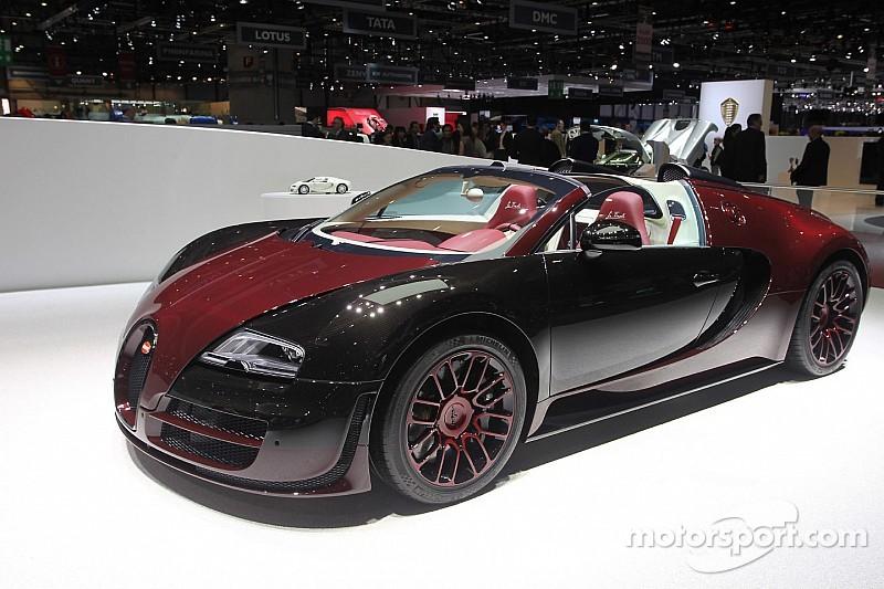 Supercar - Bugatti met fin au mythe Veyron
