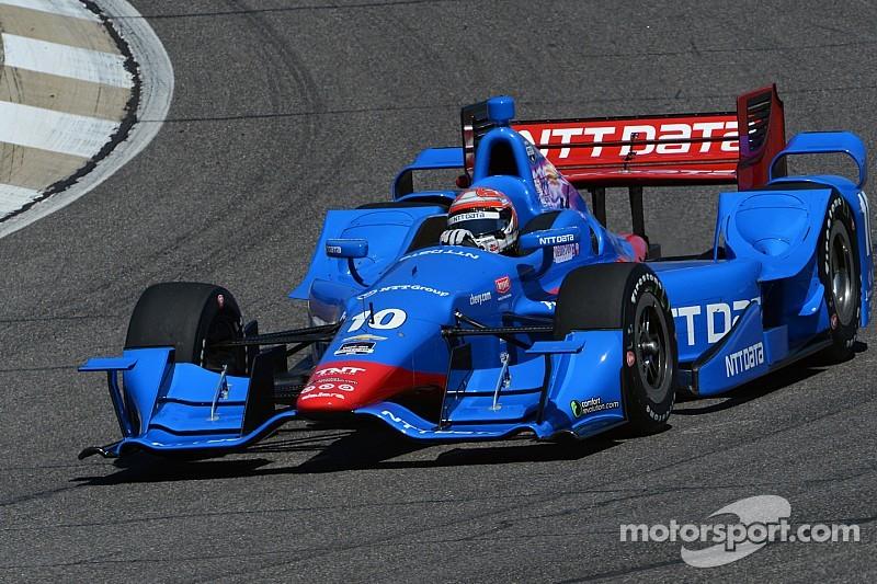 L'IndyCar à nouveau diffusée en France