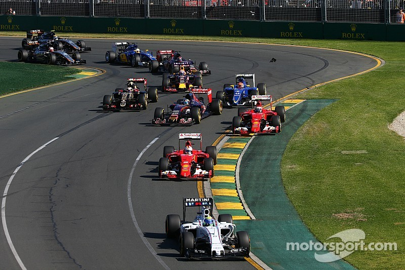 Formula One needs a new audience - Prost