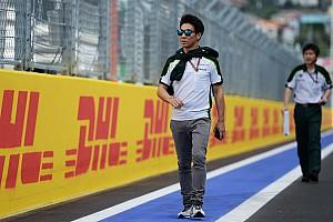 Formula 1 Breaking news Kamui Kobayashi not planning on return to F1