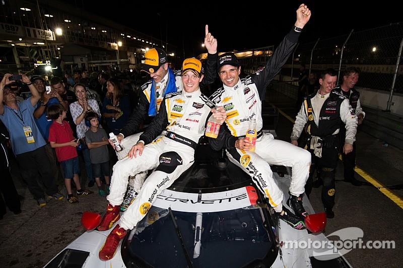 Action Express gives Chevrolet first victory in 50 years in 12 Hours of Sebring