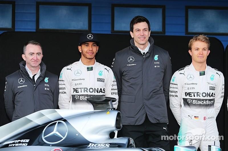 Quand Prost conseille Mercedes sur la rivalité Hamilton-Rosberg