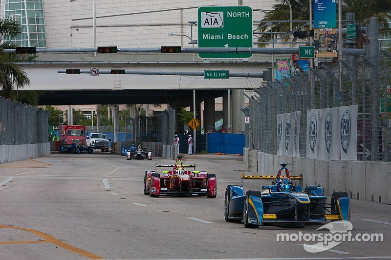Formula E alters practice schedule for Long Beach