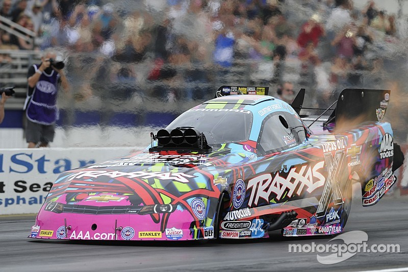 John Force Racing ready for Charlotte