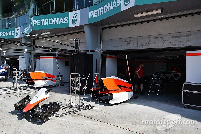 "Manor affirme avoir ""100%"" de chances de rouler à Sepang"