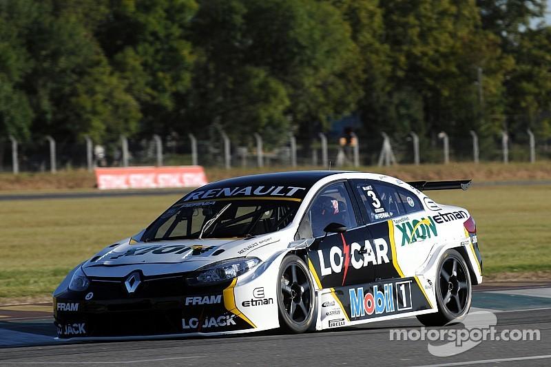 STC2000: Pernía lideró el dominio de Renault en la clasificación