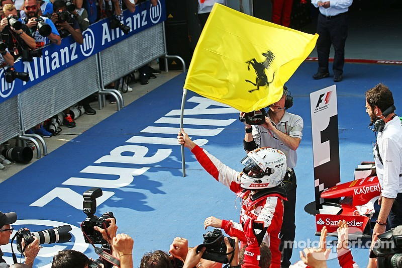 "Lauda: ""Vettel is not boring any more!"""