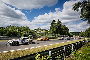 VLN Breaking news GT3 cars banned from Nordschleife after fatal accident