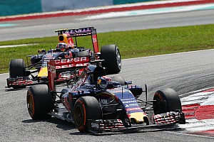 Formula 1 Race report Amazing result for Toro Rosso at Sepang