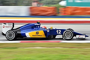 Formula 1 Race report Sauber do not score points in Malaysia