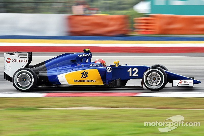 Sauber do not score points in Malaysia