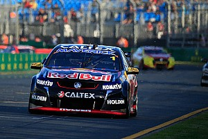Supercars Race report Lowndes misses golden opportunity for century of wins