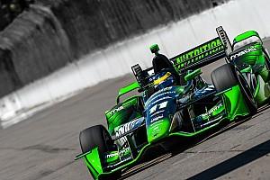 IndyCar Résumé de course Sébastien Bourdais a connu un week-end mitigé