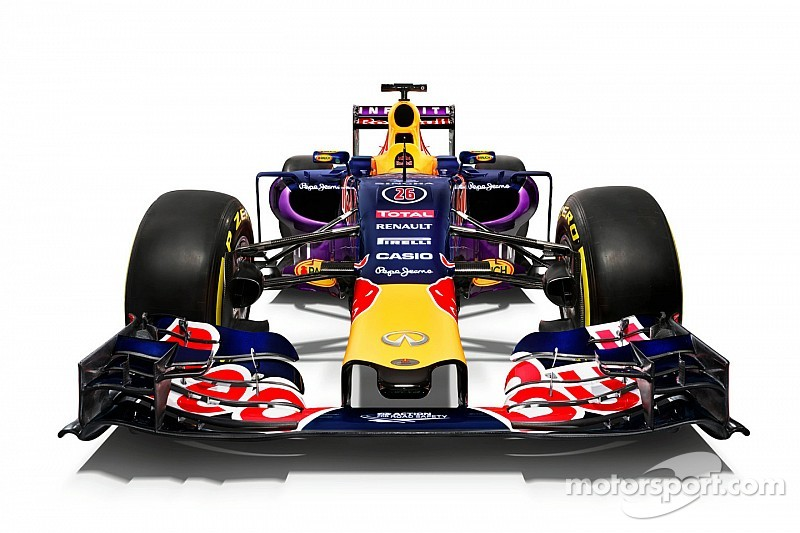 Киану Ривз посетил базу Red Bull Racing