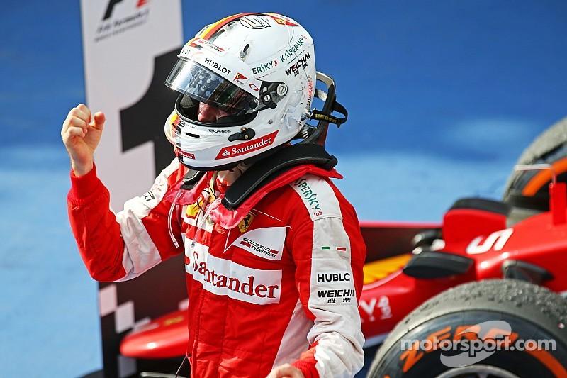 Horner - La victoire de Ferrari est