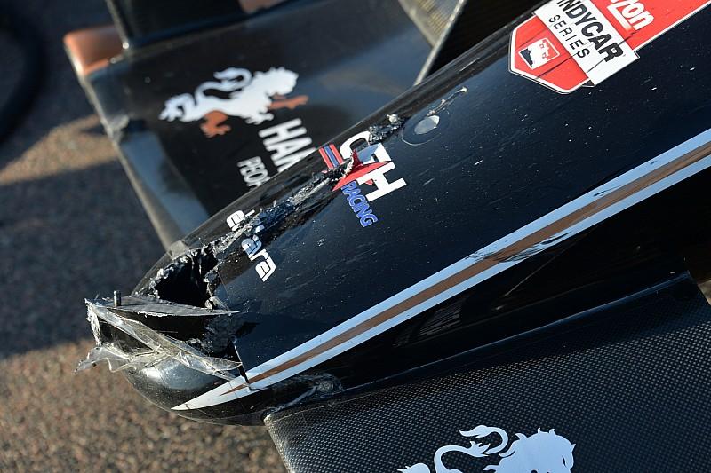 Во время гонки IndyCar в Сент-Питерсберге пострадал зритель