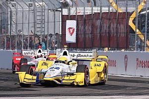 IndyCar Actualités Pagenaud trop prudent pour sa première chez Penske