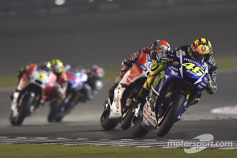 MotoGP announces 2016 technical regulations
