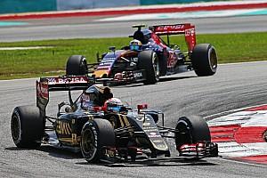 Formule 1 Preview Lotus avec de nouvelles évolutions en Chine