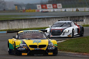 Blancpain Sprint Race report BMW Sports Trophy Team Brasil over the moon with epic first win