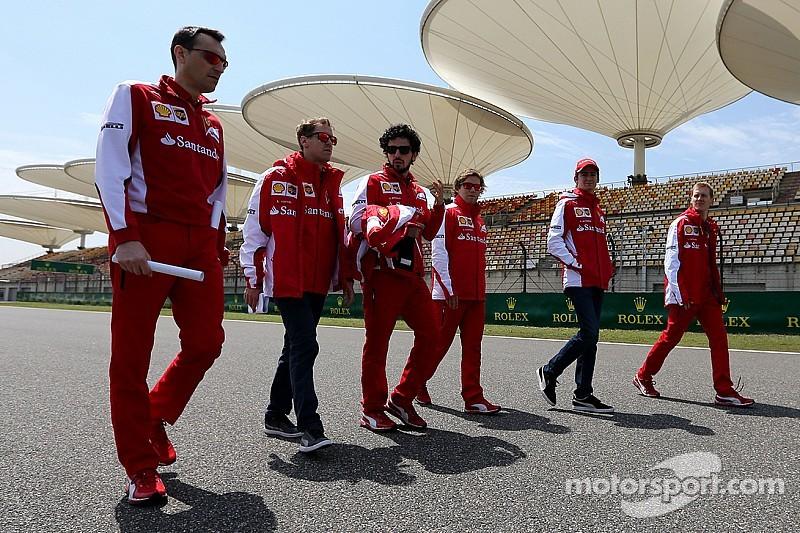 """Vettel: """"Ferrari necesita ser realista en China"""""""