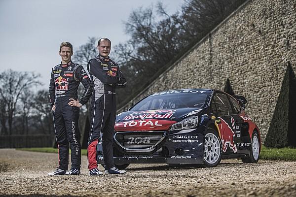 Peugeot-Hansen объявила состав пилотов