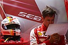 Vettel eyes step forward on Saturday