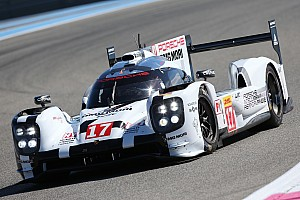 WEC Practice report Porsche: Optimisation of hybrid strategy is the focus