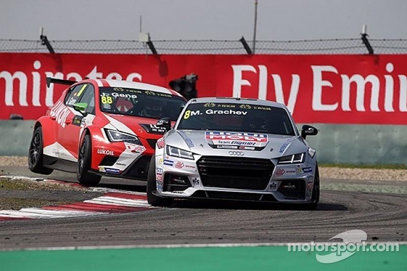Михаил Грачев оштрафован за контакт в гонке TCR