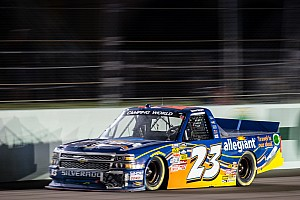 NASCAR Truck Interview Spencer Gallagher rising through the ranks