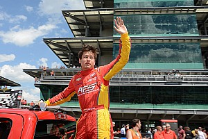 IndyCar Breaking news Ganassi gives Saavedra seat time in No. 8, to run fifth car in Indy 500