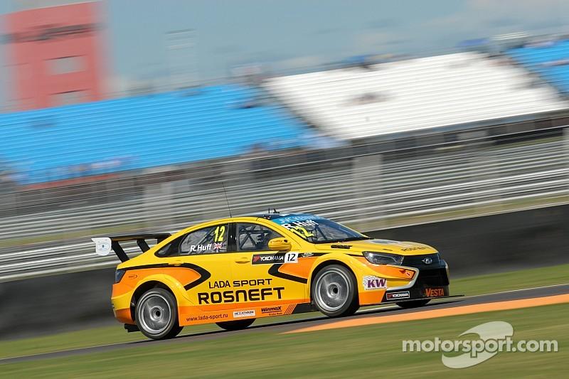 Rob Huff -